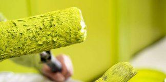 Maloowanie ścian w kuchni