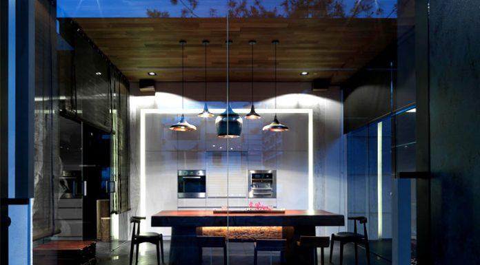 Wnętrze biura - Mole Design