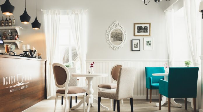 Romantyczna Kawiarnia w Dusznikach Zdrój