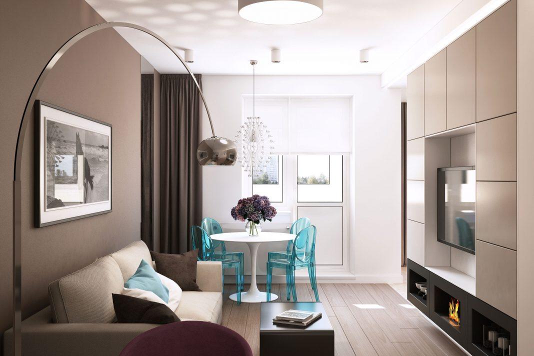Projekt apartamentu dla