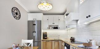 Metamorfoza kuchni w stylu rustykalnym w Gniewnie