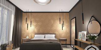 Sypialnia korkowa w Sopocie