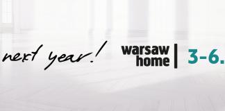Warsaw Home 2019 /Polskie Wnetrza