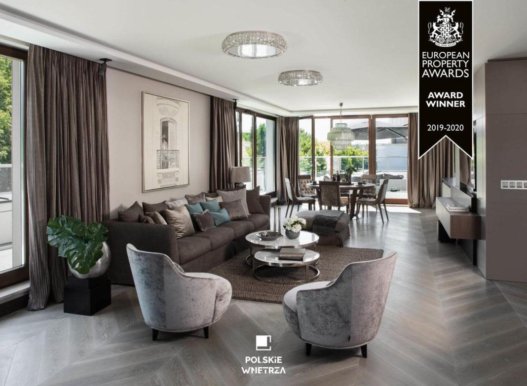 Luksusowy apartament w sercu Warszawy