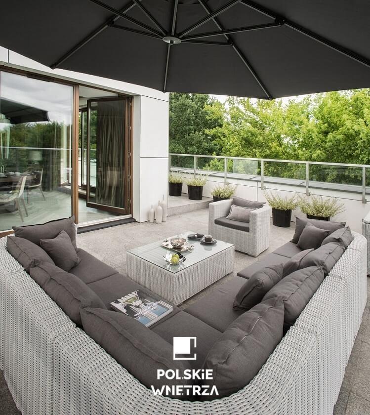 Eleganza italiana. Luksusowy apartament w sercu Warszawy | 14