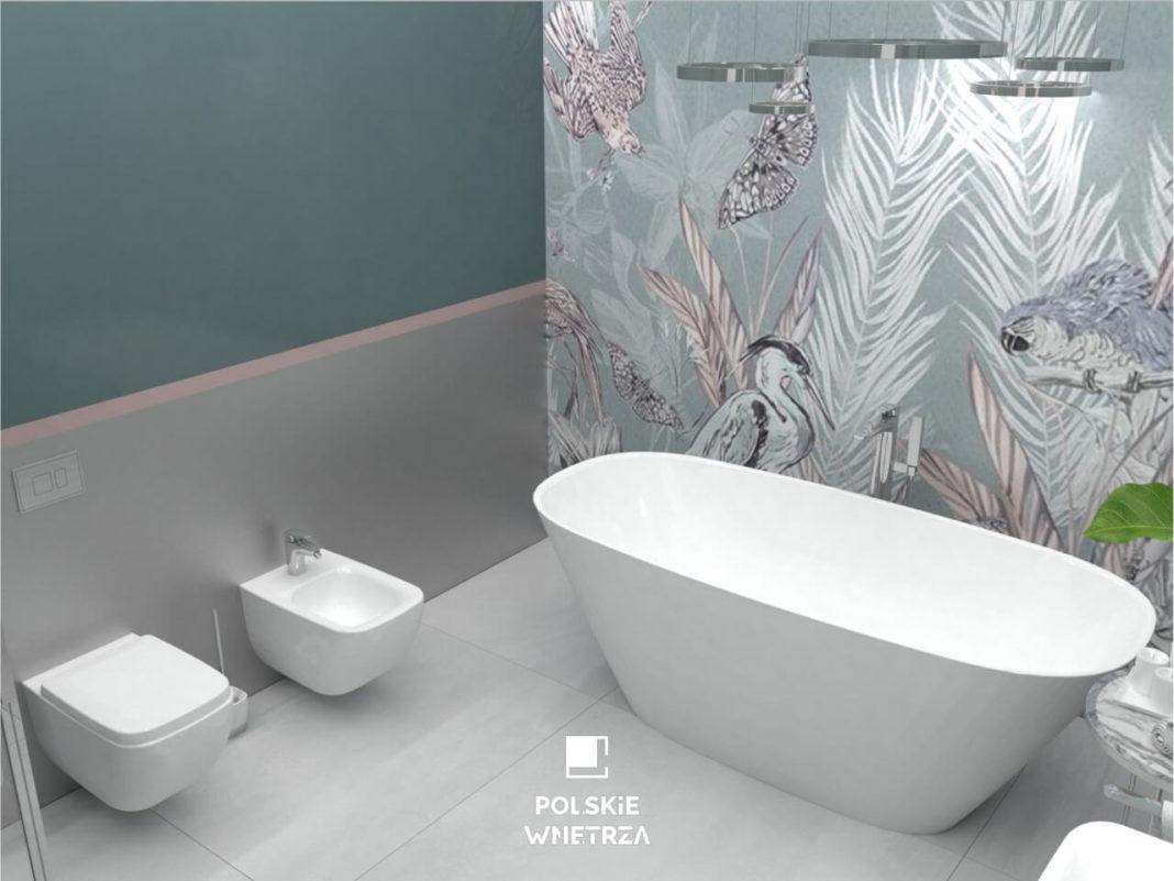 Elegancka i funkcjonalna łazienka