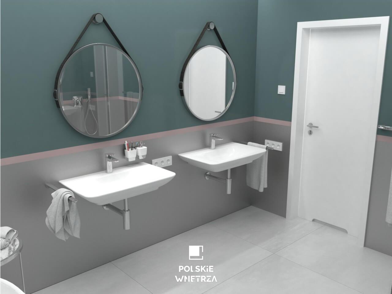 Elegancka i funkcjonalna łazienka 05