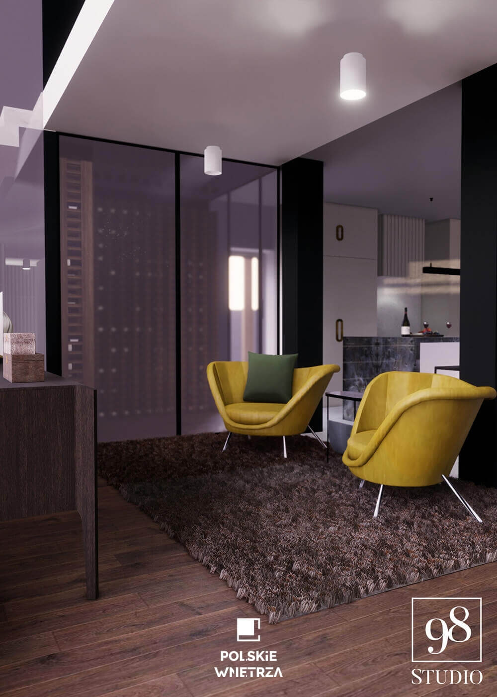 Projekt nowoczesnego domu 09