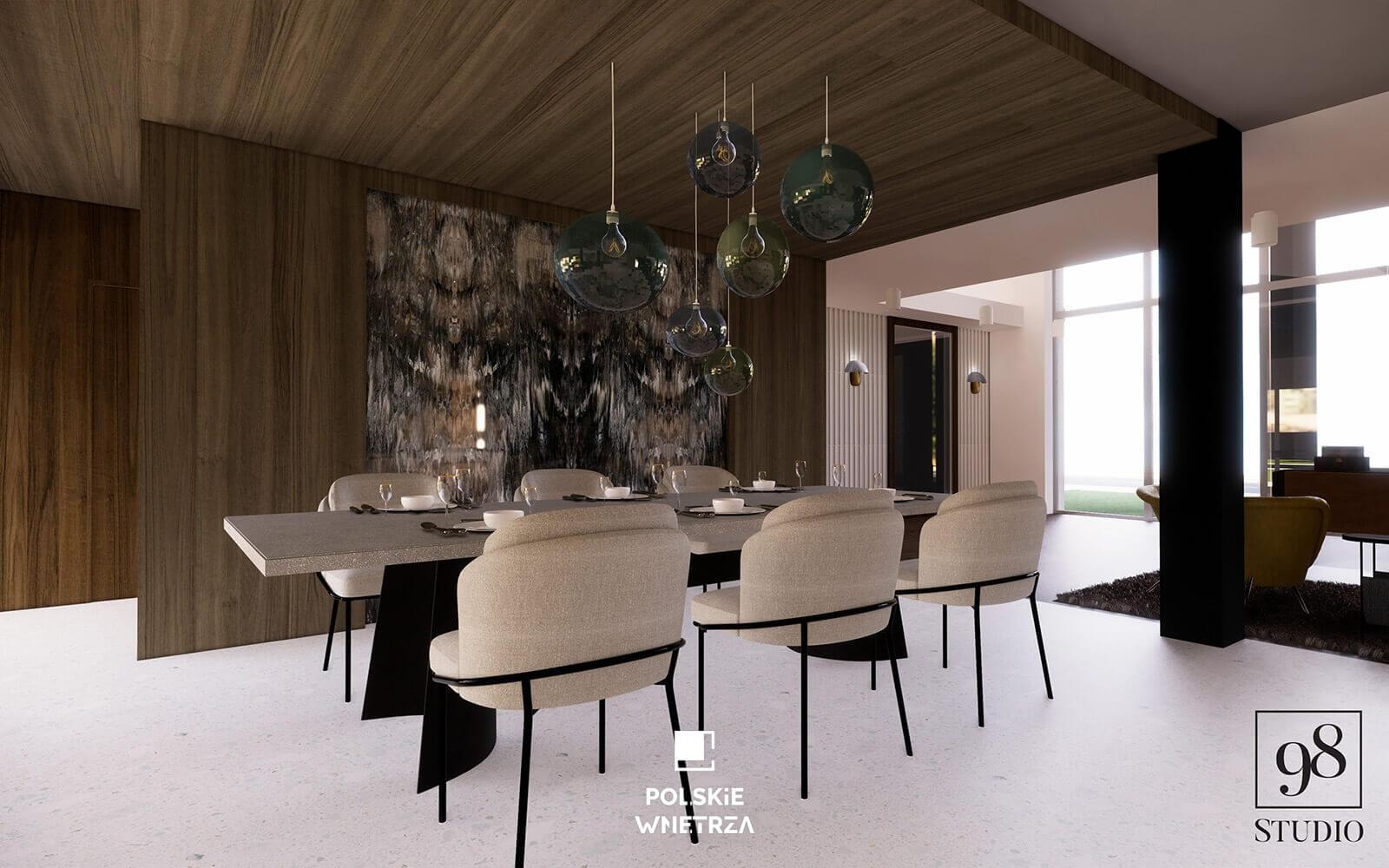Projekt nowoczesnego domu 02