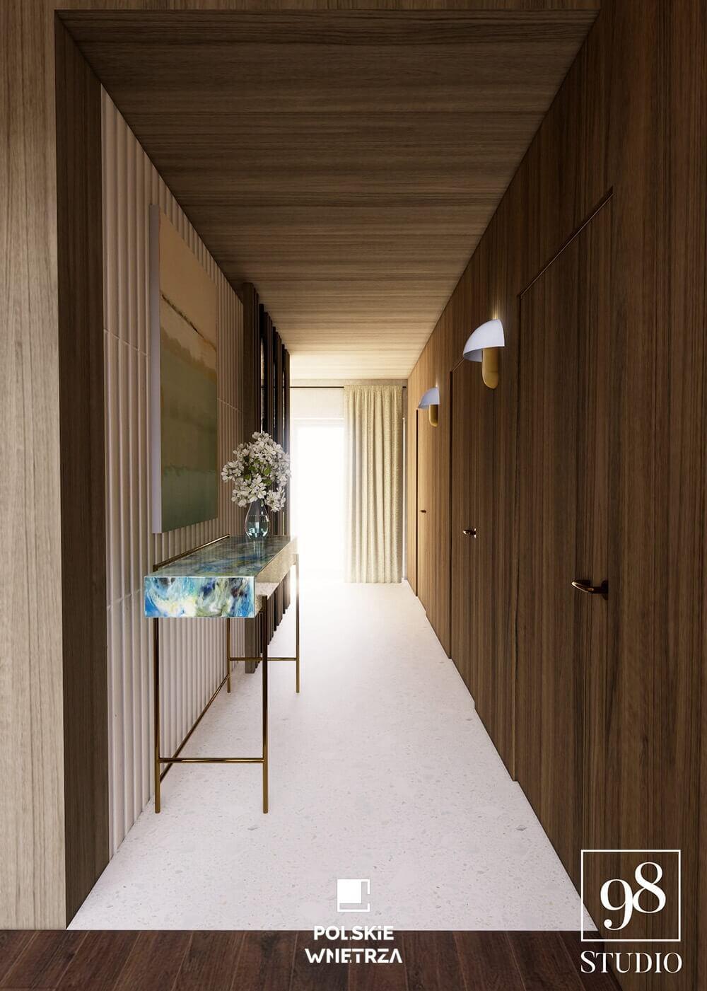 Projekt nowoczesnego domu 01
