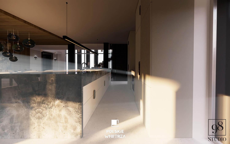 Projekt nowoczesnego domu 04