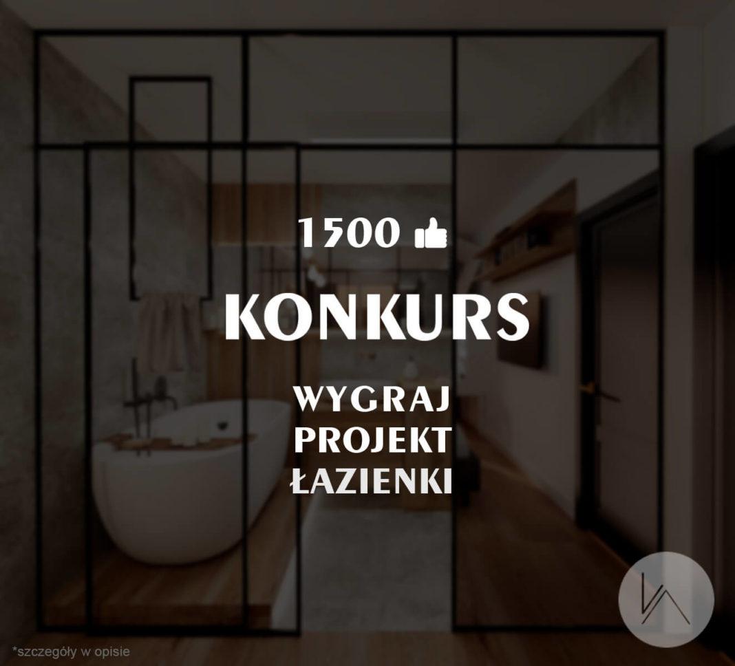 Wygraj projekt łazienki