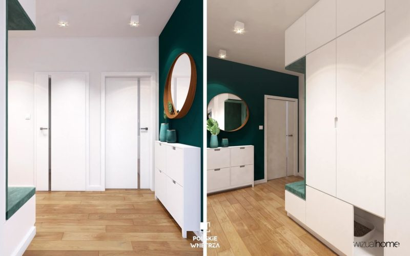 mieszkanie w stylu eklektycznym 01 | wizualhome