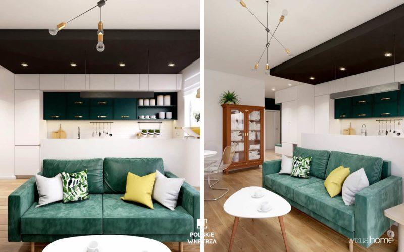 mieszkanie w stylu eklektycznym 03 | wizualhome