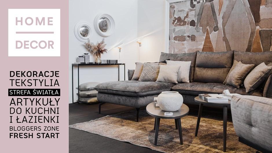 Targi wnętrzarskie Home Decor 2021