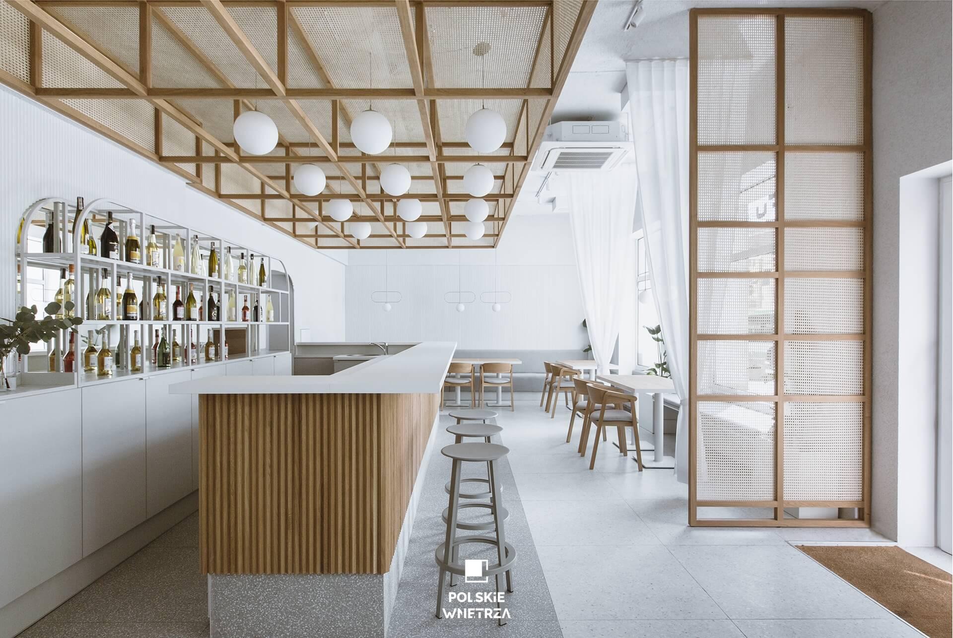 Restauracja Futu Sushi w Białymstoku autorstwa 74studio - Polskie Wnętrza