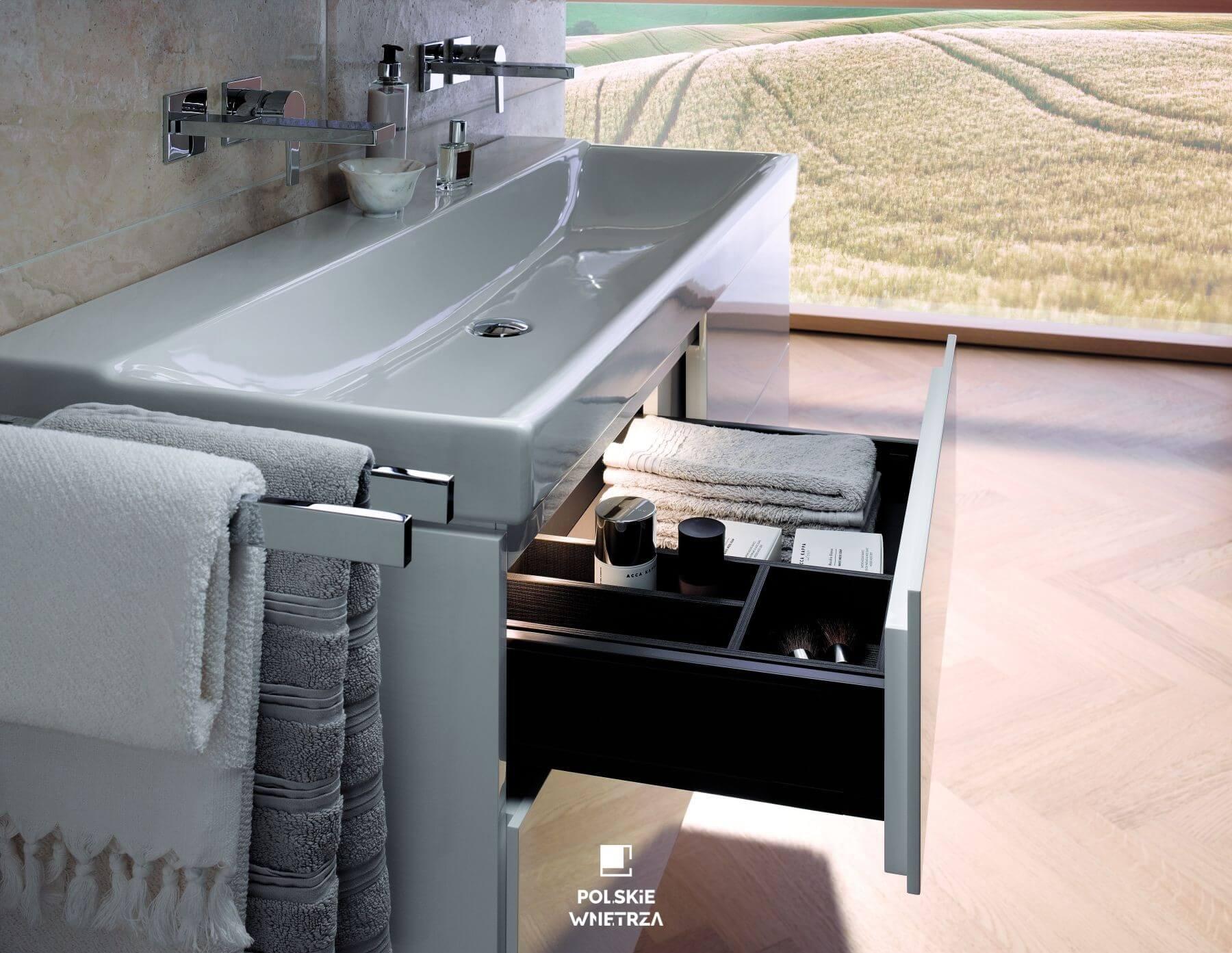 Jak wybrać najlepszą umywalkę do łazienki? Polskie Wnętrza - Projekty wnętrz polskich projektantów