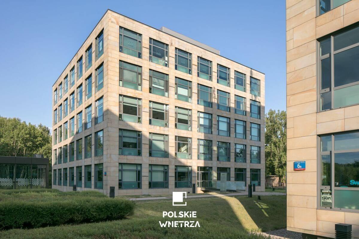 Centrum Olimpijskie w Warszawie - Projekt inspirowany sportem - Polskie Wnętrza