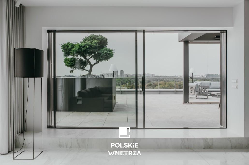 MMOA - Apartament z widokiem na przyszłość - Polskie Wnętrza